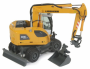 Liebherr Mobilbagger 918 Compact